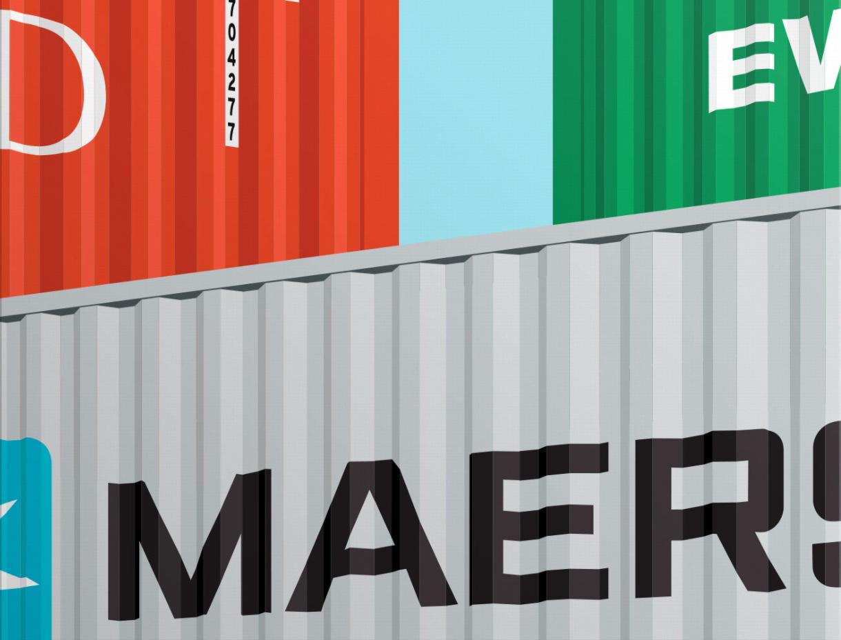 Pete Bakacs Shipping Container