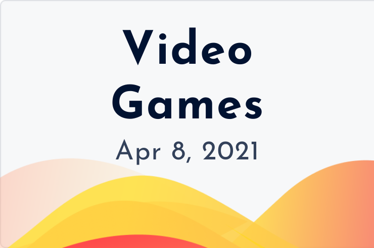 video games insider april 8, 2021