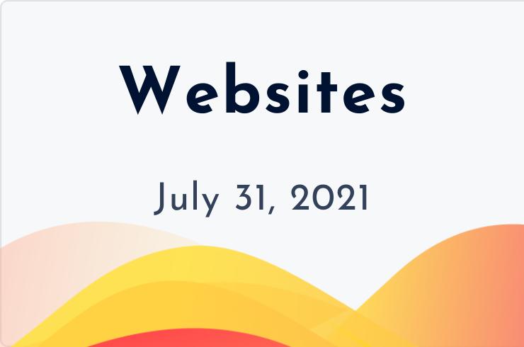 websites insider july 31, 2021