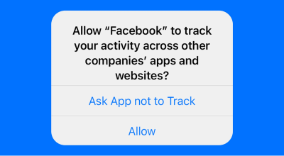 ios tracking prompt