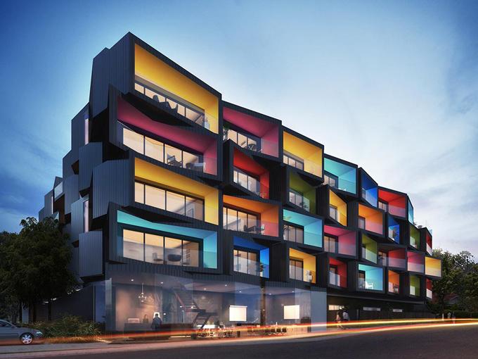 spectrum apartments melbourne