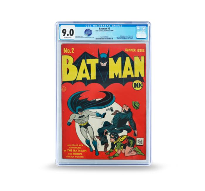 image of batman comic book asset no. 2